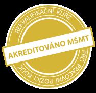 Akreditováno MŠMT
