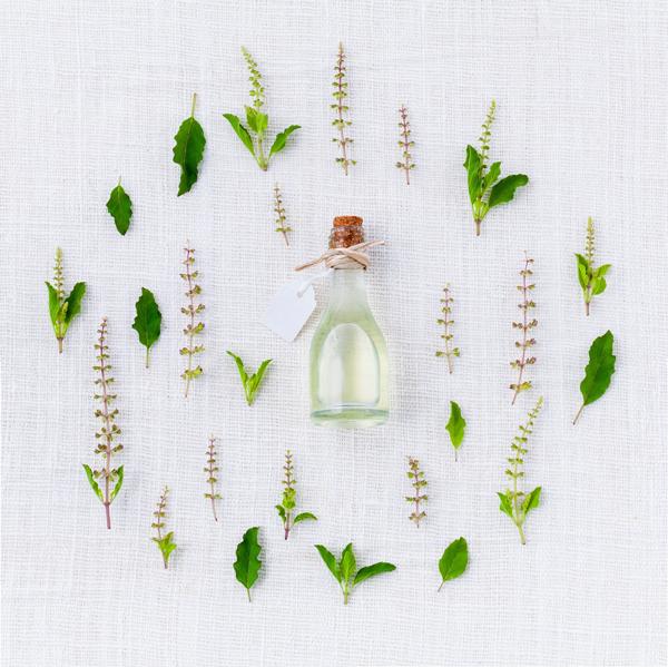 Ochrana dýchacích cest esenciální oleje